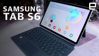 Samsung Galaxy Tab S6 review: Good notepad, bad notebook