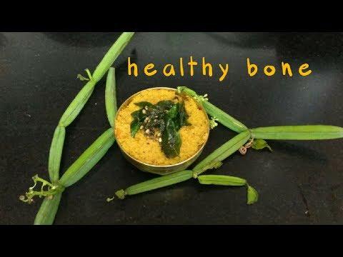 Pirandai chutney|hadjod|calcium rich food|nalleru pacchadi