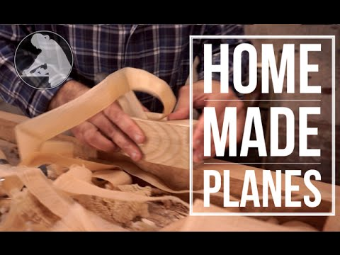 Making Your Own Wooden Hand Plane- First Thoughts