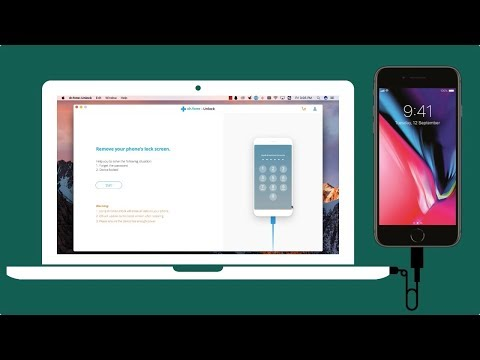How to Remove Passcode from iPhone 8 Plus on Mac ?