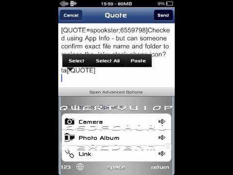 Finding bundle identifier in order to theme an iPhone app