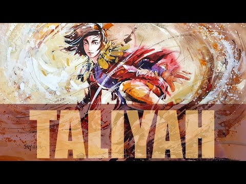 League of Legends - Taliyah, the Stoneweaver