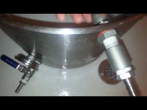 PFC Brewery Brew Build Mash Tun