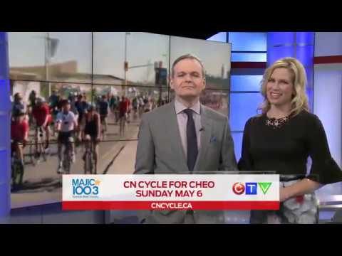 CN Cycle for CHEO 2018 – Promo