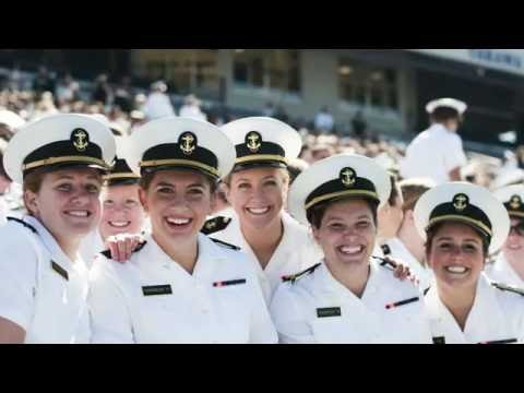 40th Anniversary of Women at the Naval Academy