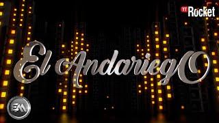 El Andariego - De Un Día Pa' Otro (Con Letra)
