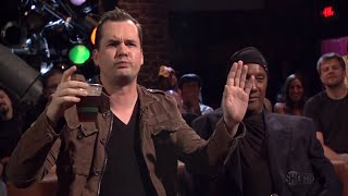 Jim Jefferies Analyzes Elvis Presley, Charlie Chaplin & Michael Jackson (vs. Bobby Slayton)