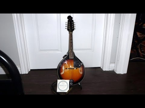 My First Time : Learning How To Change Mandolin Strings