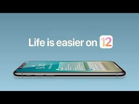 6 Incredible iOS 12 Concepts! Apple, Please!