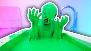Download SLIME BATH CHALLENGE! Video
