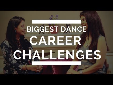 Biggest Dance Career Challenges for Beginners | Entrepreneur Success Story India #ChetChat