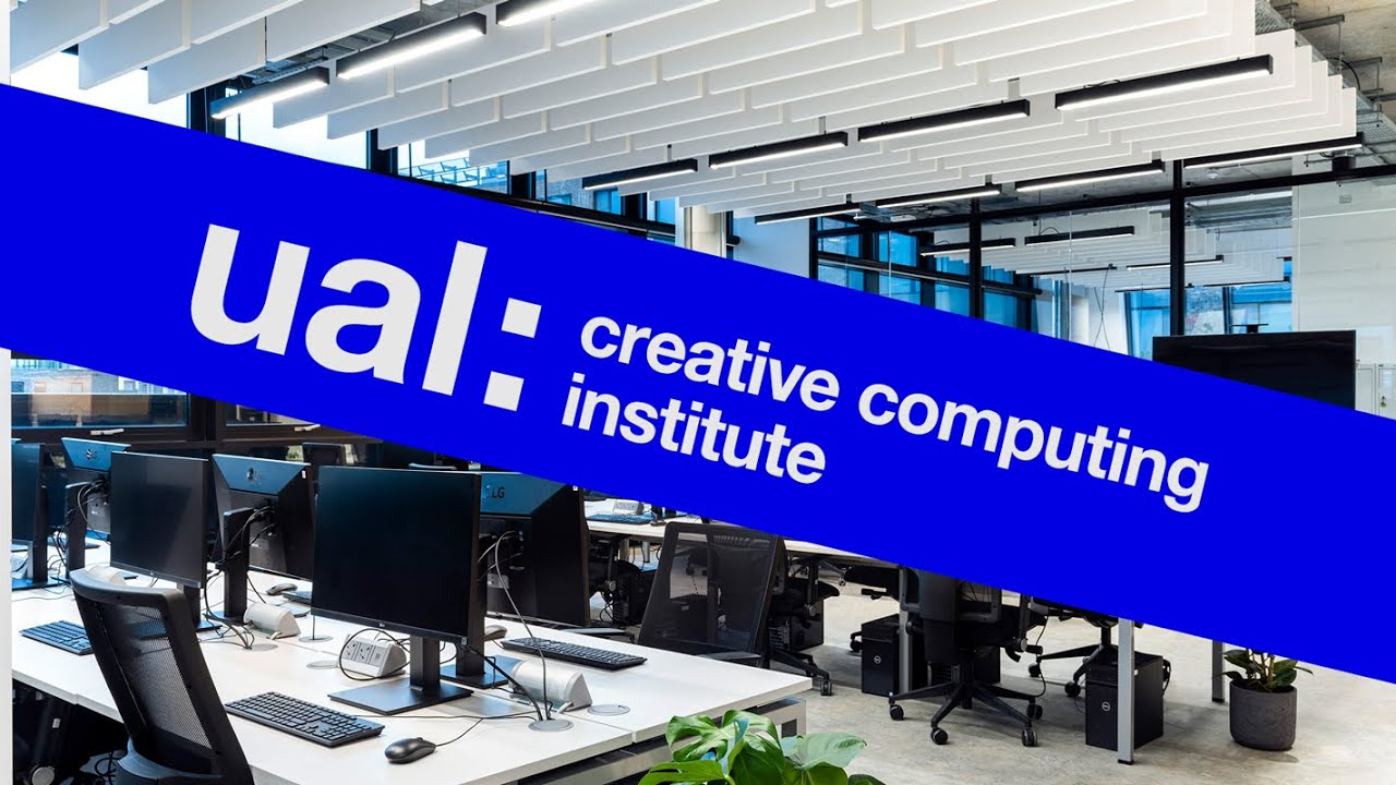 Introduction to UAL's Creative Computing Institute (2019)