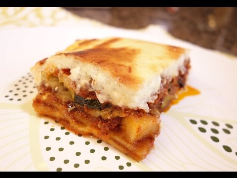 How to Make the Best Greek Moussaka - my Dad's 5 Secret Recipe