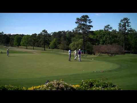 Augusta Country Club Putting Green
