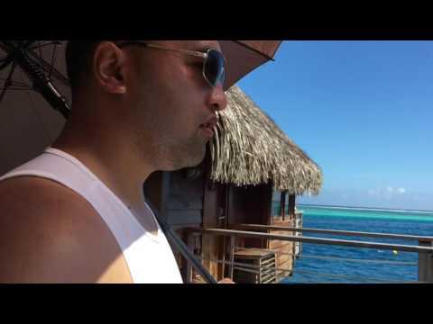 From Auckland NZ to Tahiti MOOREA 2016