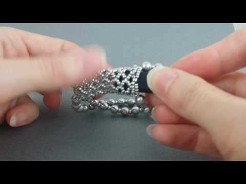 How to insert the FitBit Flex into a holder