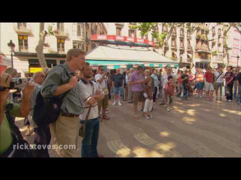 Barcelona, Spain: A Trip Down the Ramblas