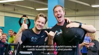 Yrittäjätarinat - Jarmo Laine - Arctic Trainers ja CrossFit Paja