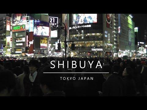 Japan, Tokyo  -  Shibuya (2018)