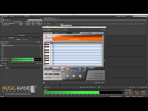 T-Pain Effect in Adobe Audition - Autotune Tutorial