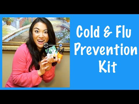 How to Prevent Catching Cold or Flu