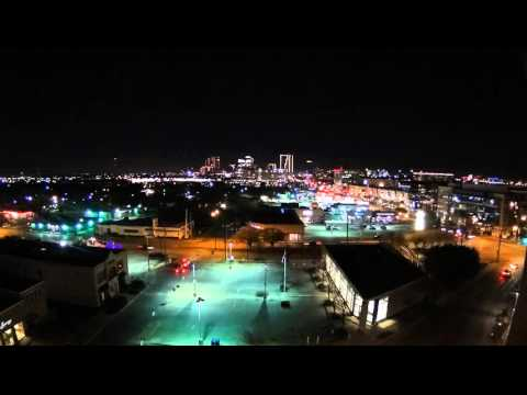 Dowtown Fort Worth Timelapse
