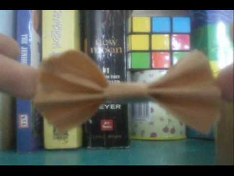DIY Hair bows out of duct tape!
