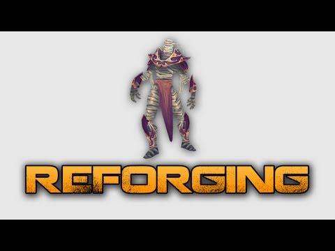 NivTut: Reforging (Transmogrification + Void Storage)