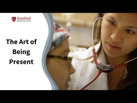 The art of being present: Can MDs be better listeners?