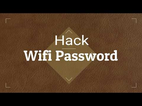 How to get Wifi password using command prompt.