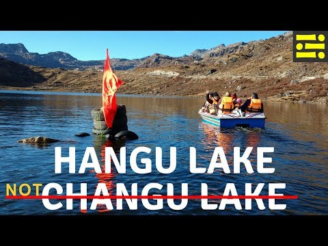 HANGU LAKE not available on Google Maps    Changu lake    Baba Mandir