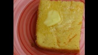 My Mexican Cornbread Recipe - It's Homemade!  Great With Mexican Food! by Rockin Robin