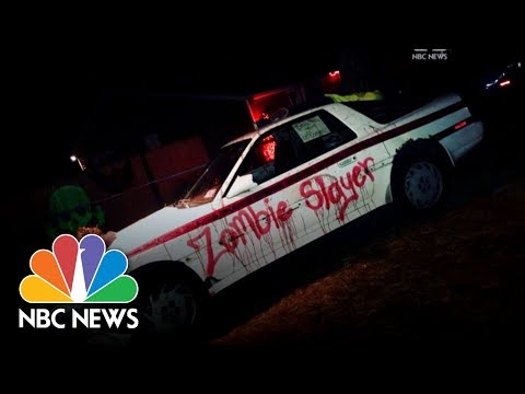 Are These Halloween Decorations Too Scary For Your Neighbors? | NBC News