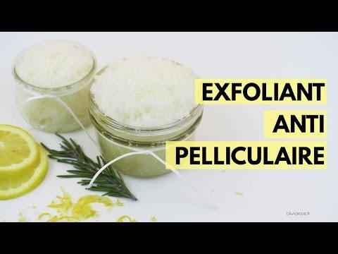 Gommage Anti-pelliculaire au Citron et Romarin