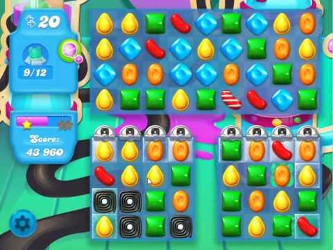 Candy Crush Soda Saga Level 181
