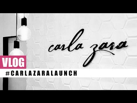 VLOG! Carla Zara Boutique Store Launch in Sea Point, Cape Town