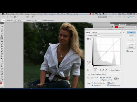How to Fix a Dark Photo in Photoshop