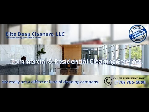 Hospital Cleaning Services Atlanta