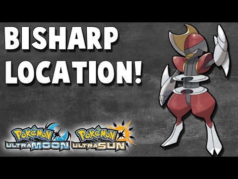 Where to Catch Bisharp (#338) in Pokemon Ultra Sun and Ultra Moon Location