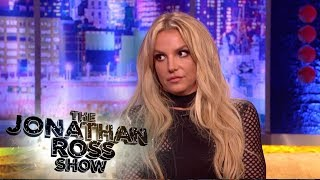 Britney Spears About Her Worst Date Ever - The Jonathan Ross Show Clasic