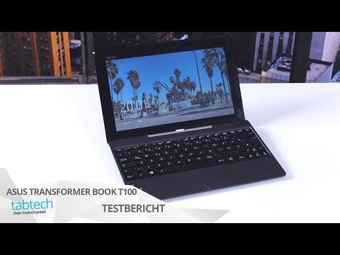 Review: Asus Transformer Book T100 im Test | tabtech.de