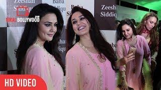 Preity Zinta at Baba Siddique Grand Iftar Party 2017 | Viralbollywood