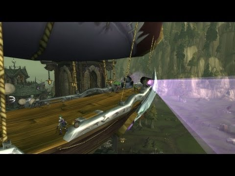 Northrend Transport - Wrath Of The Lich King Music