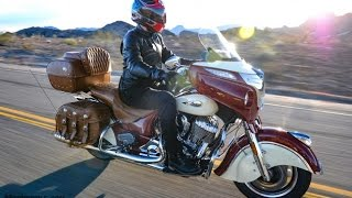 2017 Indian Roadmaster Classic Video Review