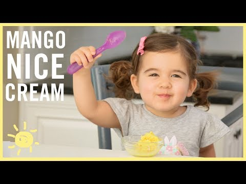EAT | Mango Ice Cream
