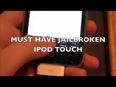 How to change the background of iPod Touch 2G|3G|4G|iOS 4.2.1