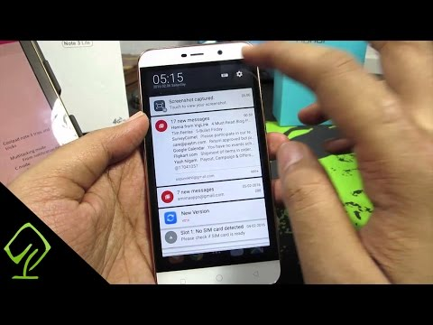 How to Change default home launcher on Coolpad Note 3 Lite