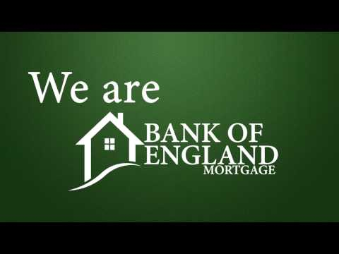 We Are Bank of England Mortgage