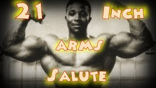 21 Inch Arms Salute - Leroy Colbert Tribute