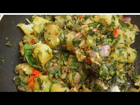 Healthy Yam Porridge     Sweet Potato Stir Fry